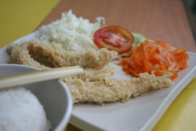 Paket G<br>Chicken Karage